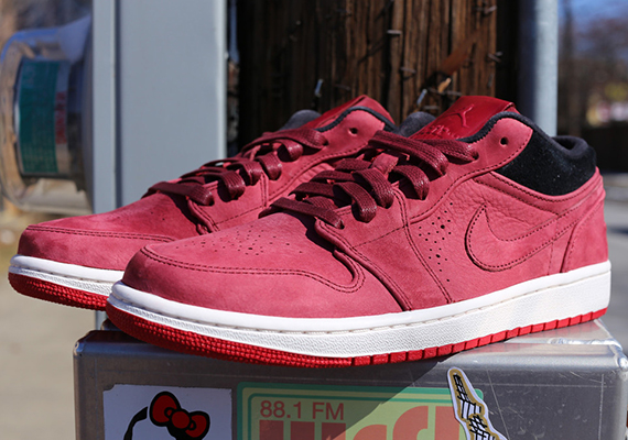 Air Jordan 1 Low: Nouveau