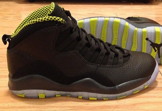 "Air Jordan 10 ""Venom Green"" Archives - Air Jordans ..."