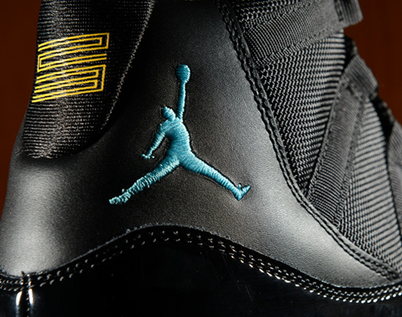 Air Jordan 11: Gamma Blue   Flight 23 NYC Restock