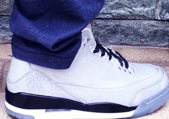 Air Jordan 3: 5Lab3   On Feet Preview