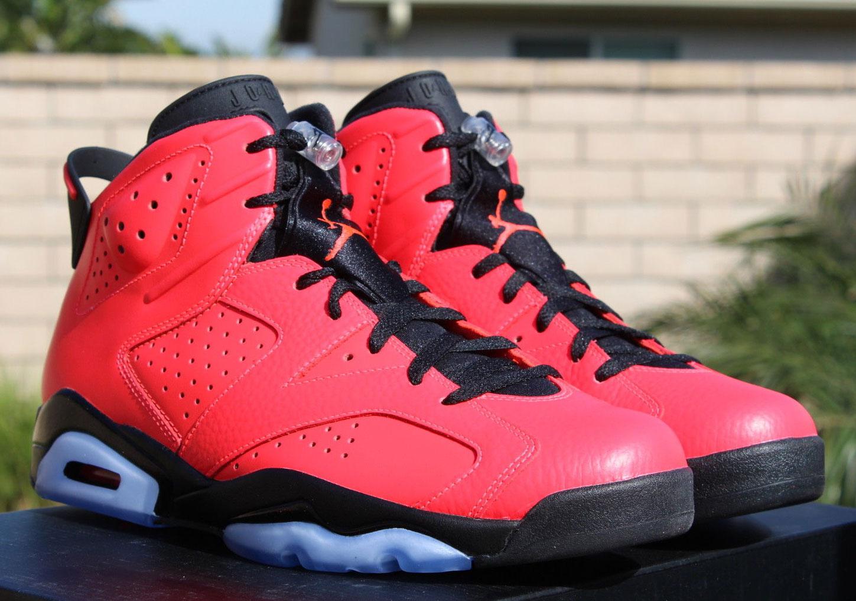 "280511d96cc The Air Jordan 6 ""Infrared 23"" arrives at retailers tomorrow"