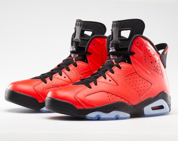 """more photos 642e6 e5d80 After the release of the Air Jordan 6 """"Infrared 23"""" didn t go quite as  planned this Saturday due to technical difficulties, Jordan Brand will be  releasing ..."""