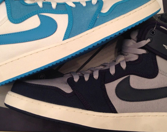 Air Jordan 1 AJKO: UNC vs. Georgetown Rival Pack