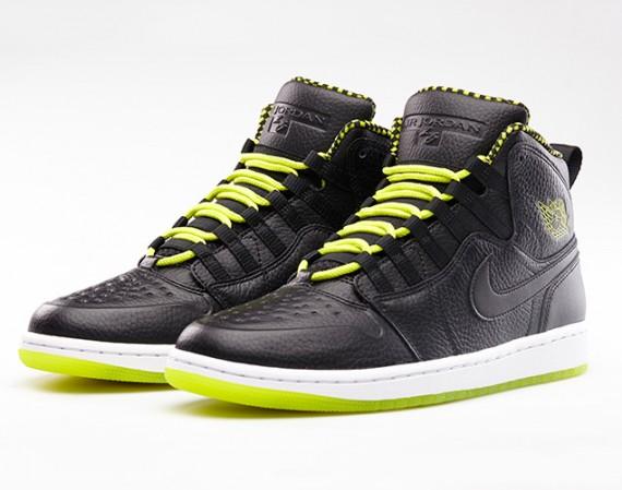 "The Air Jordan 1 Retro 94 ""Venom Green"" will arrive at retailers tomorrow 548a9b0b7"
