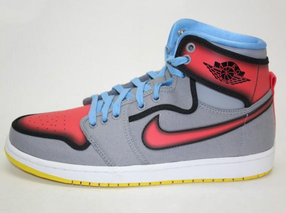 Daily Deal: Air Jordan 1 Retro KO Barcelona