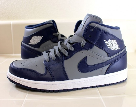 Daily Deal: Air Jordan 1 Mid Georgetown