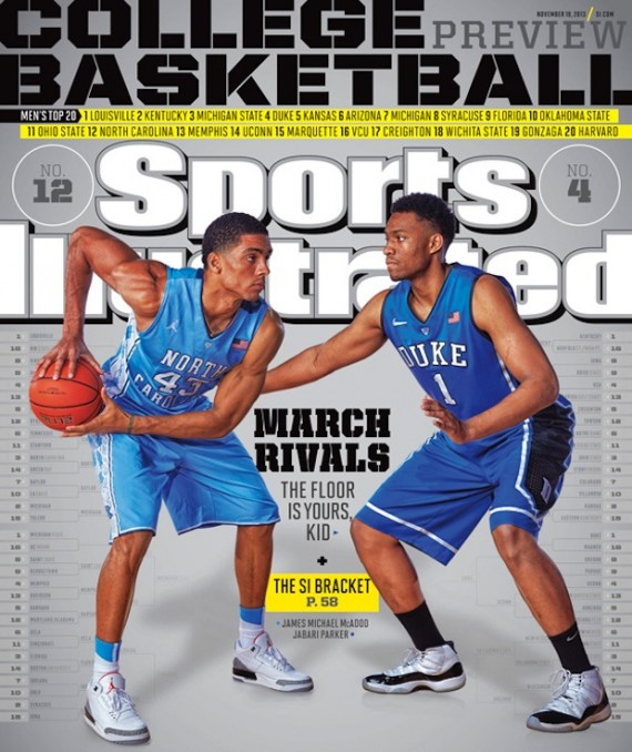 Jabari Parker Covers Sports Illustrated In Air Jordan 11 ... Jabari Parker Jordans