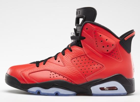 Air Jordan 6: Infrared 23   Nikestore Release Info