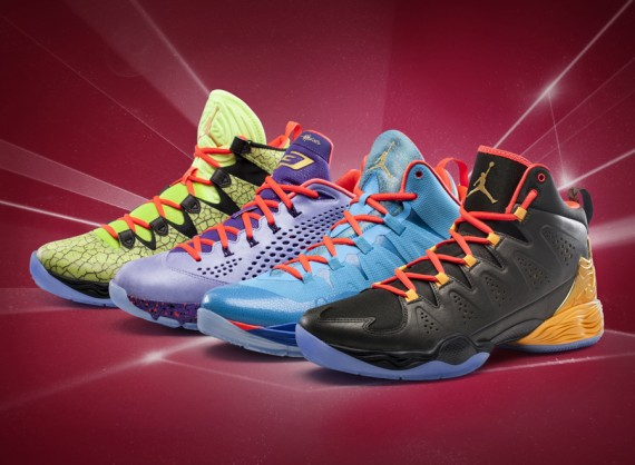 Jordan Brand Crescent City Collection