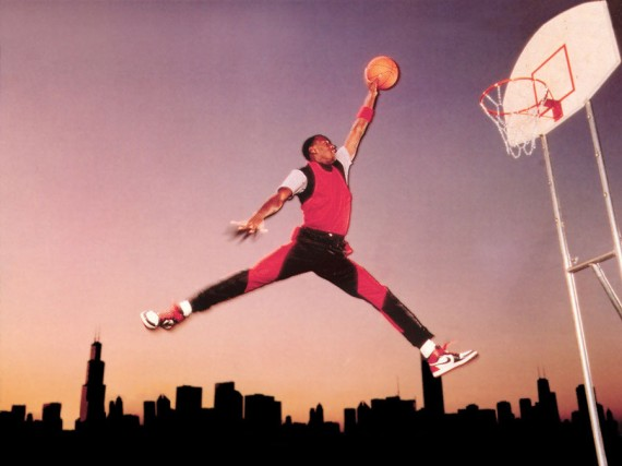 Jordan Brand Makes $2.25 Billion in 2013