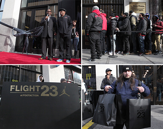 Sneaker News Presents Jordan Brand Flight 23 Opening Ceremony
