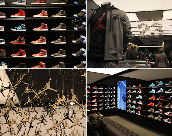 Sneaker News Previews Jordan Brands Flight 23 NYC Retail Store