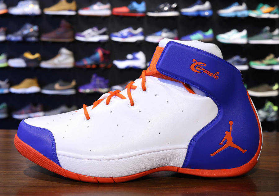 air jordan melo 1 5 knicks roster