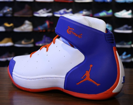 Jordan Melo 1.5: Knicks   Available