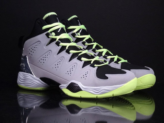 Jordan Melo M10: Metallic Silver   Volt   Available Early on eBay