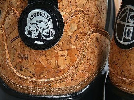 Jordan Spizike: Cork Sample