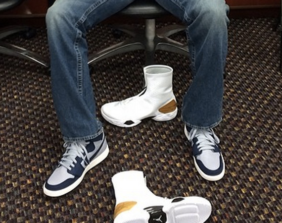 Kendall Marshall Showcases Air Jordan XX8 Bamboo