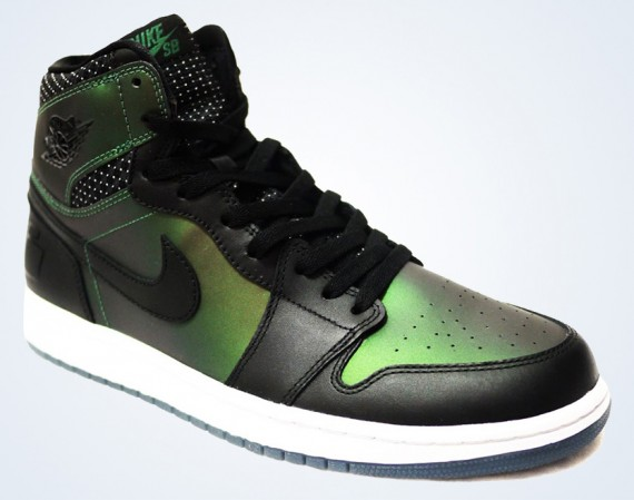 Nike SB x Air Jordan 1   Created by Craig Stecyk