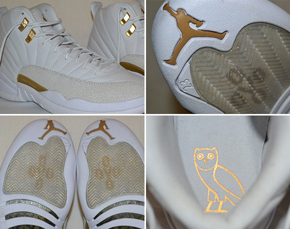 Sneaker News Select: A Detailed Look at the Air Jordan 12 OVO