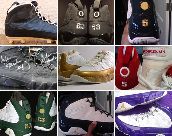 9 of the Best Air Jordan 9 PEs