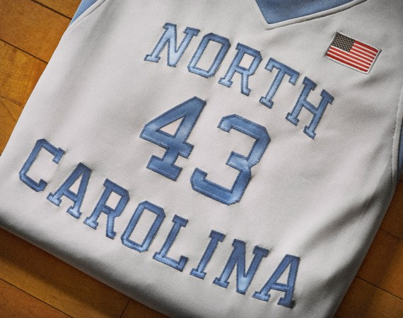 UNC Tar Heels to Wear 1982 inspired Nike Hyper Elite Uniforms