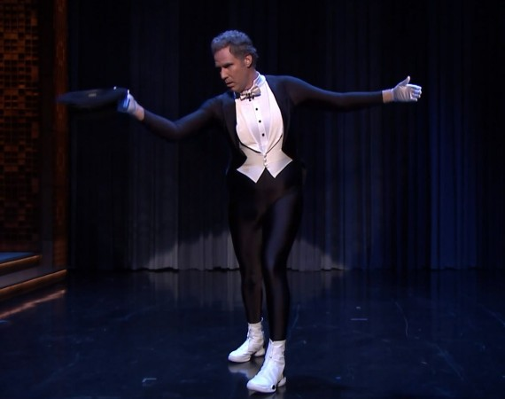 Will Ferrell Dances in the Air Jordan XX8 on The Tonight Show with Jimmy Fallon
