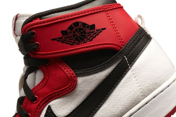 Air Jordan 1 Retro KO High: Chicago   Release Reminder