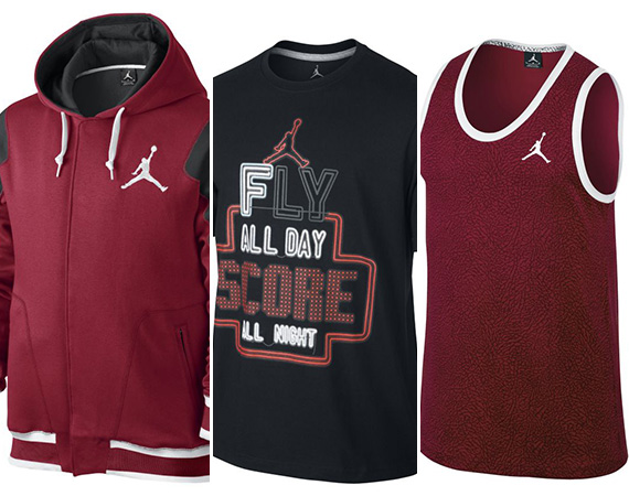 Air Jordan 1 Apparel Collection   Available on Nikestore