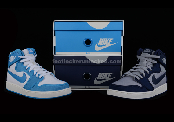 """factory authentic 8daad 9873b The Air Jordan 1 KO """"Rivals Pack"""" will release this Saturday, March 15th,  2014. After we ve seen plenty of previews of this pair alongside the  stand-alone ..."""