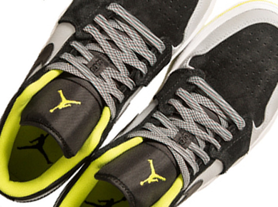 Air Jordan 1 Low: Venom Green