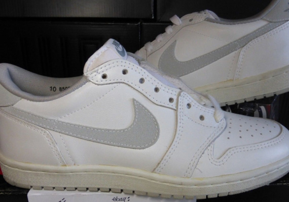 Air Jordan 1 Low: OG Pair Available on eBay