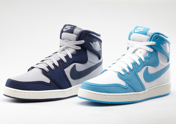 Air Jordan 1 Retro KO High: Rivarly Pack   Release Reminder