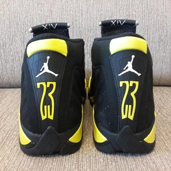 nike shox vc iv chaussure de basket - Celebrate July 4th with the Air Jordan 14 Retro \u0026quot;Thunder\u0026quot; - Air ...