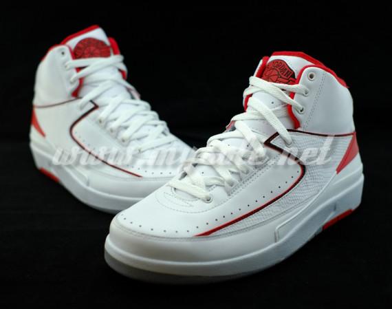 The Air Jordan 2 Retro