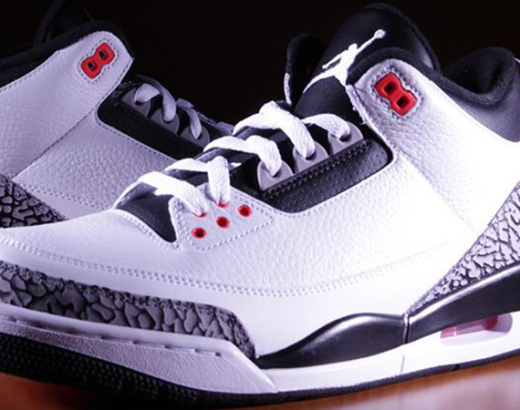 The Air Jordan 3: Infrared 23 Is Still Available at Flight 23 NYC
