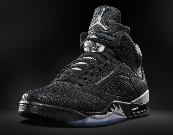 air jordan 5lab3 black