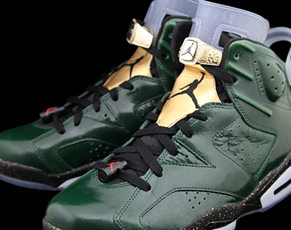 """The Air Jordan 6 hasn t seen a new colorway since the Air Jordan 6 """"Infrared  23"""" released alongside the classic """"Home"""" installment for the NBA s All.. 5118d78f1"""