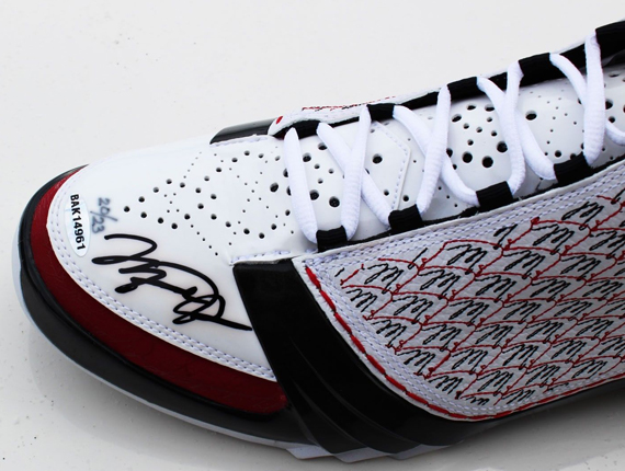 Air Jordan XX3: Chicago   Michael Jordan Autograph Available on eBay
