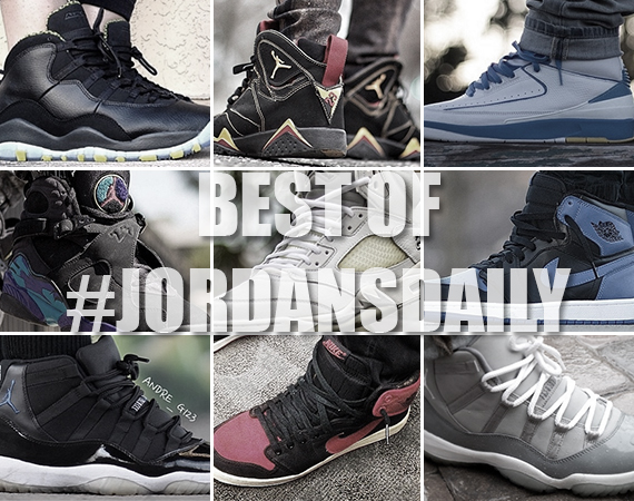 Best of #JordansDaily on Instagram   March 24th, 2014