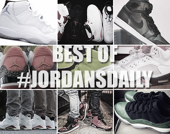 The Best of #JordansDaily on Instagram   March 10th, 2014