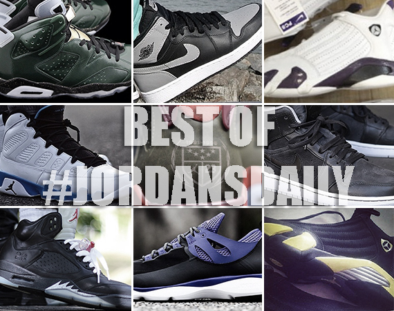 Best of #JordansDaily on Instagram   March 31st, 2014