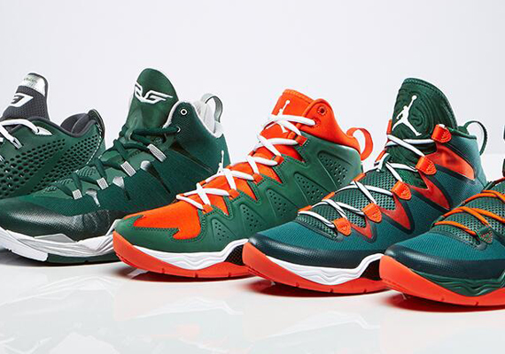 St. Patricks Day Jordan Brand PEs