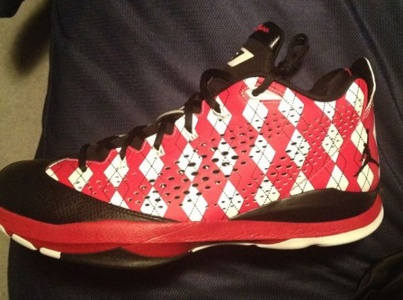 Jordan CP3.VII: Worn to Assist State Farm Promo