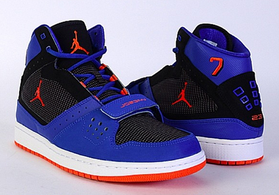 Jordan Brand Gives the Jordan 1 Flight Strap a Knicks PE