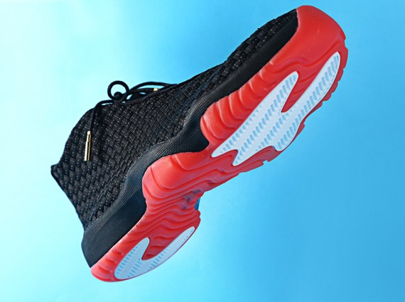 Jordan Future   Detailed Images
