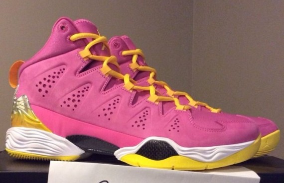 Jordan Melo M10: Breast Cancer Awareness PE