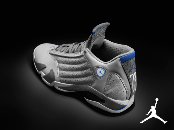 The Air Jordan 14 Sport Blue Arrives in August