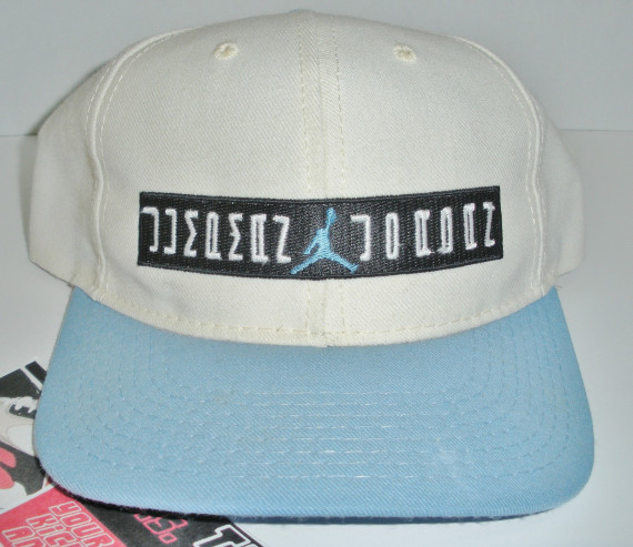 Vintage Gear: Air Jordan 11 Columbia Snapback Hat