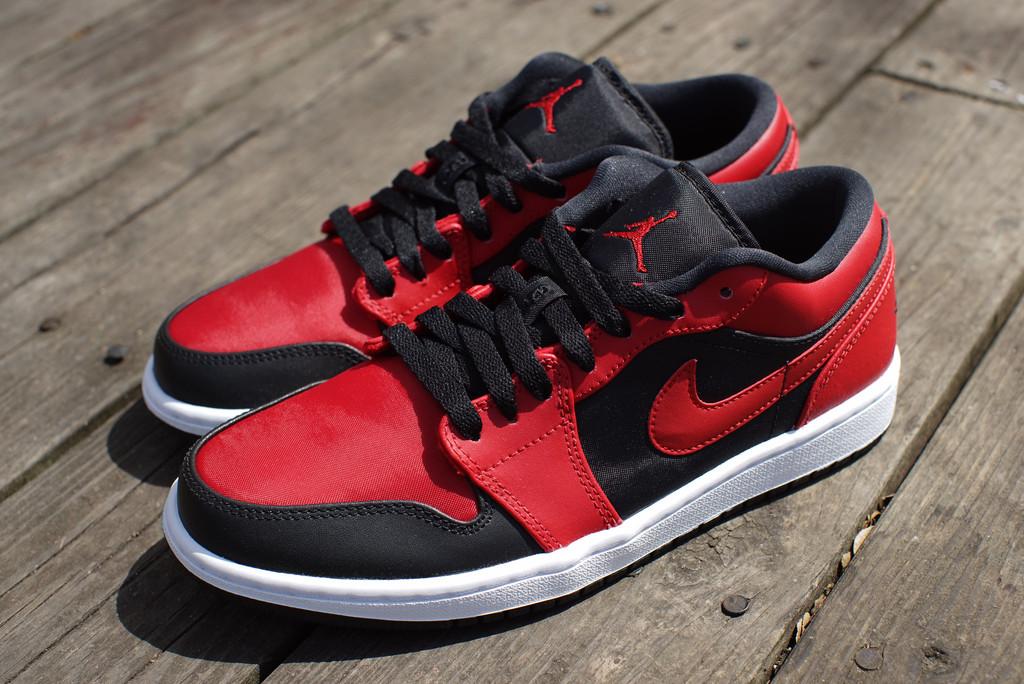 Air Jordan 1 Low Black Gym Red Air Jordans Release Dates