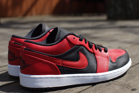air jordan 1 bred low price